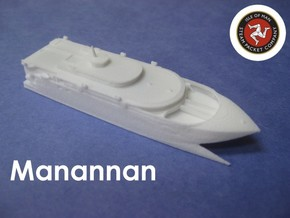 HSC Manannan (1:1200) in White Natural Versatile Plastic
