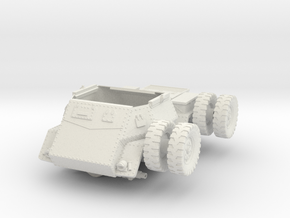 ACV-IP(1:20 Scale) in White Natural Versatile Plastic