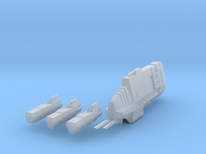 Kushan Resource Pack in Smooth Fine Detail Plastic