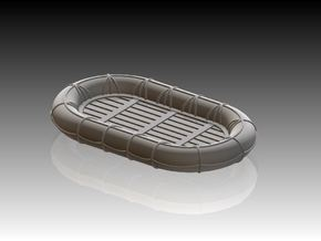 12ft x 7ft Carley float 1/96 in Smooth Fine Detail Plastic