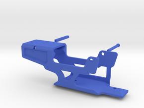 G series mount  in Blue Processed Versatile Plastic
