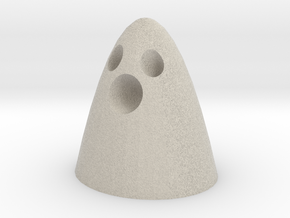 a little ghosty downloadable in Natural Sandstone
