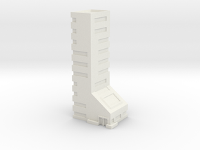 Office Building 10 Story in White Strong & Flexible