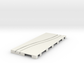 P-65stp-road-right-exch-145r-100-pl-1a in White Natural Versatile Plastic