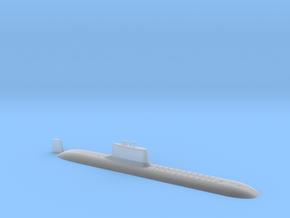 1/700 Typhoon Class SSBN (Waterline) in Smooth Fine Detail Plastic