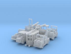 Besatzungsatzset - 1:87 (H0 scale) in Smooth Fine Detail Plastic