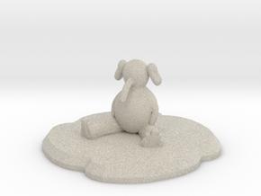 Flambo Figure in Natural Sandstone
