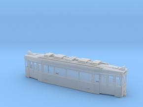 BVG TF 40 Wagenkasten Dz  in Smooth Fine Detail Plastic