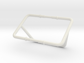 Side Protectors in White Natural Versatile Plastic
