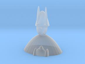 Batman Bust in Smooth Fine Detail Plastic