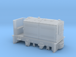 Feldbahn O&K H1 (Spur 0f) 1:45  in Smooth Fine Detail Plastic
