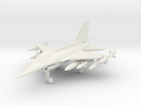 1/285 (6mm) F-16I SUFA  in White Strong & Flexible
