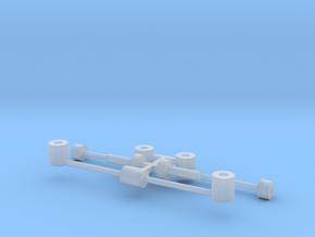 L Wiener Linien Kupplung in Smooth Fine Detail Plastic