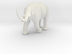 American Mastodon 1 32 (MEST 2015) in White Natural Versatile Plastic