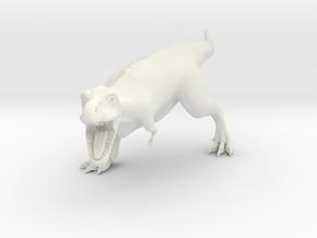 T Rex 1 72 (MEST 2014) in White Natural Versatile Plastic