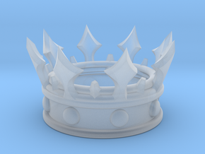 Champion's Crown in Smooth Fine Detail Plastic