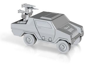 Vampire II  GI JOE Stinger inspired jeep for 28/30 in White Natural Versatile Plastic