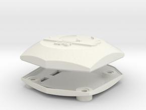 VR GPS Q4/14 in White Natural Versatile Plastic