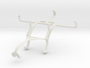 Controller mount for Xbox 360 & Gigabyte GSmart Ma in White Natural Versatile Plastic