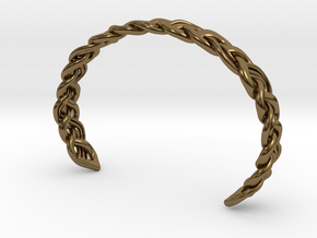Braid in Polished Bronze