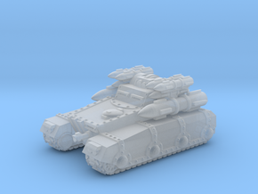 Rocket Irontank in Smooth Fine Detail Plastic