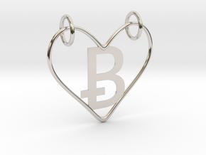 Valentines (NEW B) in Platinum