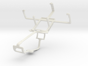 Controller mount for Xbox One & LG KS10 in White Natural Versatile Plastic