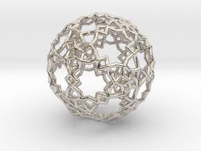 Sphere-132 in Platinum