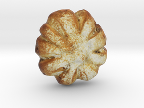 The Walnut Bun in Full Color Sandstone