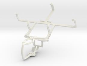 Controller mount for PS3 & NEC Terrain in White Natural Versatile Plastic