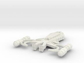 Large in White Natural Versatile Plastic