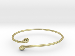 Bracciale08 in 18K Gold Plated