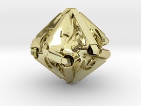 Stretcher Decader d10 in 18K Gold Plated