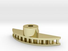 Radarkopf Hälsingland in 18K Gold Plated