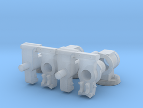 """1/24 scale 6"""" Vise (pair) in Frosted Ultra Detail"""