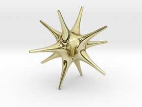 Star in 18K Gold Plated
