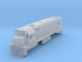 1:64 Scale New Zealand DC Class, Includes both ... in Smooth Fine Detail Plastic