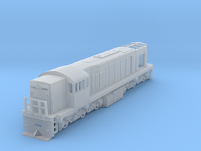 NZ64 QR (1502 Class) in Smooth Fine Detail Plastic