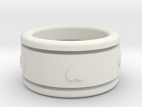 Model-470c691b082284eb795120742804a495 in White Natural Versatile Plastic