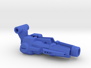 Sledgehammer Cannon Kit 1 Of 2 in Blue Processed Versatile Plastic