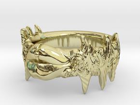 Beso Del Oro in 18K Gold Plated