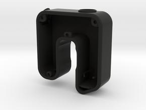 Box Mod MINIGUN in Black Natural Versatile Plastic