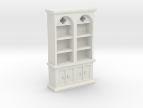 Gothic Shelf in White Strong & Flexible