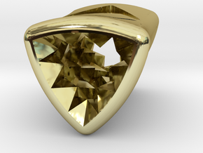 Stretch Diamond 6 By Jielt Gregoire in 18K Gold Plated