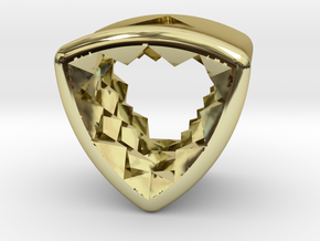 Stretch Diamond 14 By Jielt Gregoire in 18K Gold Plated