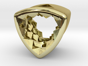 Stretch Diamond 12 By Jielt Gregoire in 18K Gold Plated