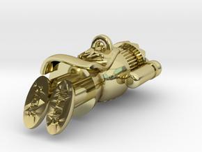 Super Nutcracker in 18K Gold Plated
