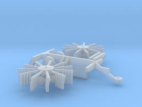 1:160/N-Scale Claas Hayrake in Smooth Fine Detail Plastic