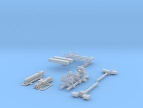Zubehoer HH HLF Gen. 6 und 7 in Smooth Fine Detail Plastic