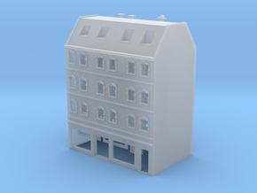 Stadthaus 1 - 1:220 (Z scale) in Smooth Fine Detail Plastic